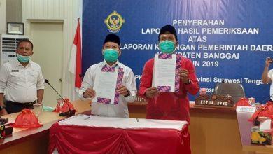 Photo of Lagi, BPK Beri Kabupaten Banggai Opini Wajar Tanpa Pengecualian Atas Laporan Keuangan Daerah