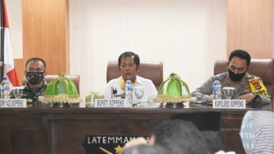 Photo of Pemkab Soppeng Gelar Rakor Penanganan Lanjutan Covid-19