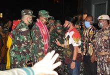 Photo of Sambut Danrem 132 Tadulako, Mustar Promosikan PINASA