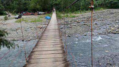 Photo of Berharap Dapat Perhatian, Jembatan Gantung Maleo Jaya Batui Selatan Butuh Perbaikan