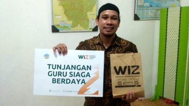 Photo of Semangat Keikhlasan Da'i Dalam Berdakwah, WIZ Salurkan Bantuan