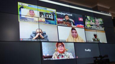 Photo of Bupati Banggai Herwin Yatim Jadi Salah Satu Pembicara Seminar Online Nasional Pariwisata