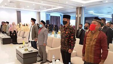 Photo of Kapolres Banggai Hadiri Wisuda Santriawan dan Santriawati Madrasah Aliyah Ponpes Daarul Hikmah Luwuk