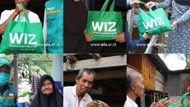 Photo of Bantuan Sembako Dari Laznas WIZ Untuk Masyarakat Dhuafa Wajo