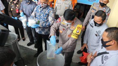 Photo of Polda Sulteng Musnahkan 25 Kg Narkotika Jenis Sabu