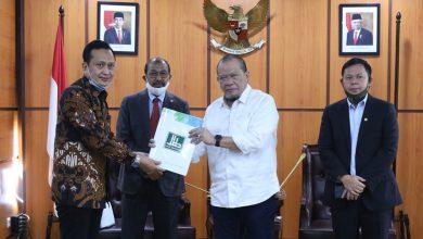 Photo of Terima Halal Institute, Nono Sampono Ingatkan Potensi Bisnis Syariah