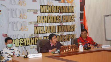 Photo of Program Posyandu Prakonsepsi Kabupaten Banggai Masuk Top 99 Inovasi Pelayanan Publik 2020