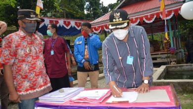 Photo of Herwin Yatim Apresiasi Inovasi Daun Kelor Untuk Hipertensi  dan Kolam Ikan Air Tawar Di Balantak