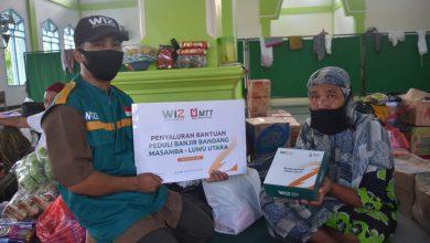Photo of Kerja Sama MTT Telkomsel-Laznas WIZ Bagikan 1000 Paket Makanan Siap Saji untuk Warga Masamba