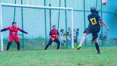 Photo of Pemda Banggai Menggelar Pertandingan Persahabatan Antara Tim Sepak Bola Forkopimda Vs Legenda Sepak Bola Persibal