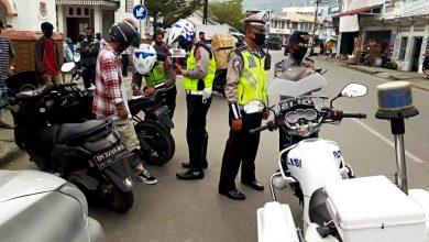 Photo of Sepekan Operasi Patuh Tinombala 2020, Polres Banggai Tilang Puluhan Kendaraan