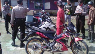 Photo of Bikin Ribut, Polsek Lamala Amankan Dua Motor Pakai Knalpot Racing