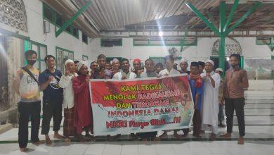 Photo of Persatuan Remaja Islam Masjid Desa Jaya Bakti Kec.Pagimana Deklarasi Tolak Radikalisme dan Terorisme
