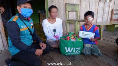 Photo of Bantuan Pengobatan Mata Rezky Di Sebatik