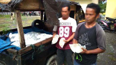 Photo of Polsek Pagimana Sita 300 Liter Cap Tikus dari Warga Mantoh