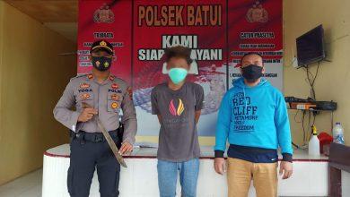 Photo of Ancam Pakai Parang, Pria di Batui Ini Diamankan Polisi