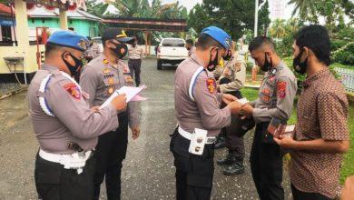 Photo of Propam Polres Banggai Gelar Supervisi di Polsek Jajaran