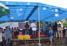 Photo of Tutup Kejuaraan Grasstrack, Bupati Herwin Jadikan Sebagai Ajang  Promosi Daerah