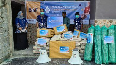 Photo of Bantu Pendidikan Anak Indonesia Melalui CSR BAF Peduli