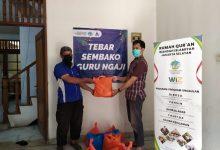 Photo of Tebar Sembako Buat Guru Ngaji di Masa Pandemi