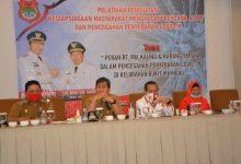 Photo of Bupati Banggai Buka Kegiatan Pelatihan Kesiapan Penanggulangan Bencana dan Pencegahan Covid-19