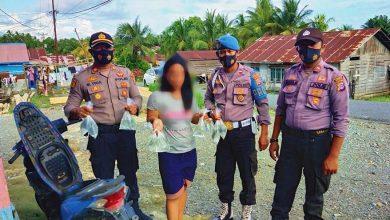 Photo of Rumah Penjual Cap Tikus di Batui Selatan Kembali Digerebek Polisi