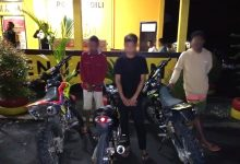 Photo of Terjaring Razia Knalpot Racing, Polsek Toili Minta Pengendara Ganti Knalpot Standar