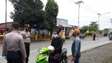 Photo of Masifkan KRYD, Polsek Toili Amankan Sejumlah Sepeda Motor dan Sajam