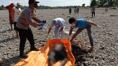 Photo of Hendak Mencari Kayu Bakar Warga Temukan Mayat Mengapung di Sungai Singkoyo