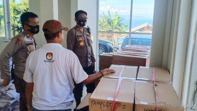 Photo of Pastikan Keamanan APK dan Bahan Kampanye, Kapolres Banggai Cek Gudang Logistik KPU