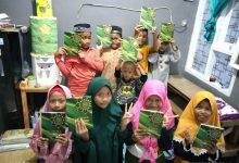 Photo of Ummat TV Peduli Salurkan Al-Qur'an Hafalan untuk Pemula
