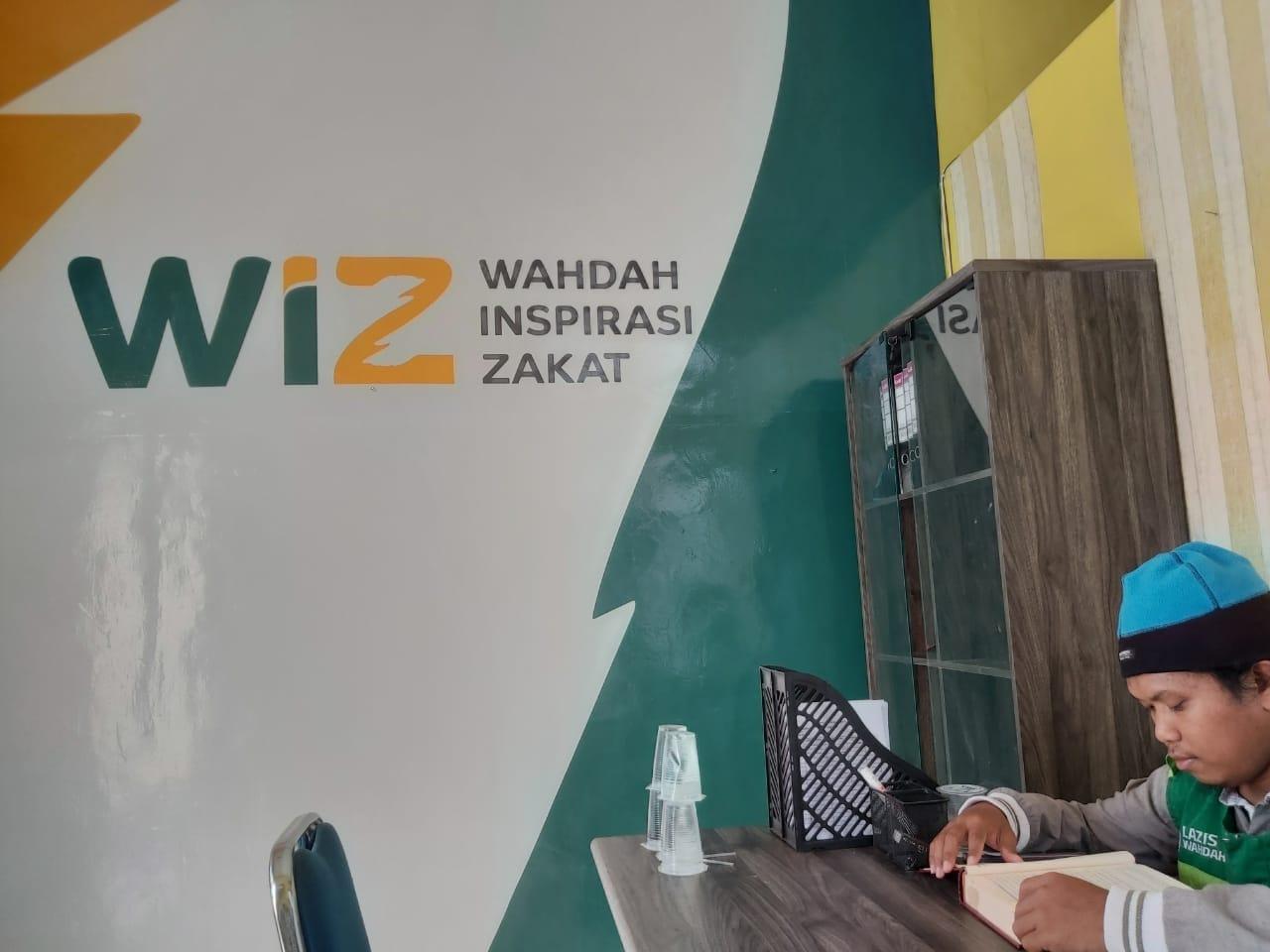 Kantor Wahdah Inspirasi Zakat Wiz Cabang Luwuk Banggai Resmi Dibuka